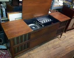 Philco Record Player Cabinet 1967 Clairtone 711 Midcentury Danish Record Player Console Cabinet
