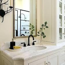 Black Bathroom Fixtures Outstanding Black Faucet For Bathroom Ivory Bathroom With