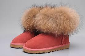 ugg sale canada ugg fox fur mini boots 5854 uggyi00000034 ca 170 14