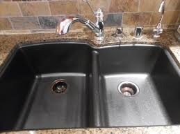 How To Clean Kitchen Sink by How To Clean A Granite Composite Sink At Margareta U0027s Haus