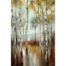 home decorators collection 60 in x 40 in silent woods by rikki