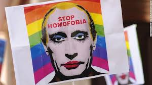 Gay Unicorn Meme - russia bans images of putin linked to gay clown meme cnn