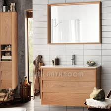 Clearance Bathroom Furniture Melamine Bathroom Cabinet China Bath Vanities Manufacturer And