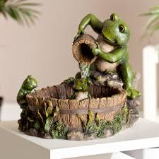 table top water fall garden design with waterfall on pinterest small water fountains