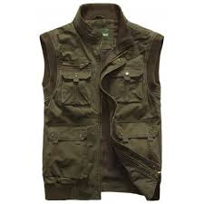 jeep rich jacket jeep rich sleeveless jacket 3xl army green lg2185