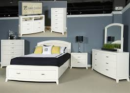 avalon bedroom set storage bed 6 piece bedroom set in white truffle finish by liberty