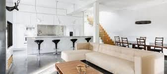 salon cuisine aire ouverte salon avec cuisine ouverte usaginoheya maison