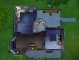 Hatfield House Floor Plan by Mod The Sims Sims 1 4 The Goth House 5 Sim Lane
