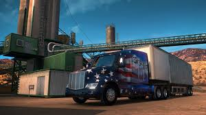 largest kenworth truck national truck driver appreciation week ats game american truck