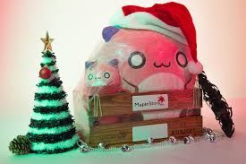 Decorate The Christmas Tree Maplestory by Closed Win Maplesea Pink Bean Hamper The Urbanwire