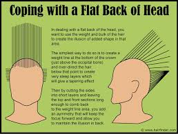 haircut for flathead women best hairstyle for men with a flat back head