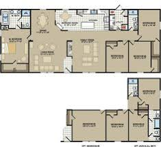 Solitaire Mobile Homes Floor Plans Hearthside Viii 7232 415 Home Improving Pinterest Galleries