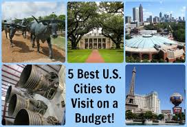 Usa Places To Visit Cheap Places To Travel In The Us That Won U0027t Bust Your Budget