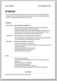 Resume With Salary History Example by What To Write For Skills On Resume Computer Skills On Resumes