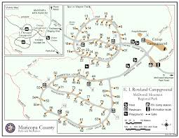 Mt Lemmon Hiking Trails Map Pemberton Trail Mmrp U2022 Hiking U2022 Arizona U2022 Hikearizona Com