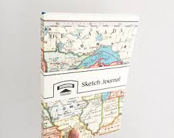 sketch journal etsy