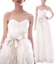 winter wedding dresses 2010 lucia hohan fall winter 2010 wedding gowns wedding inspirasi