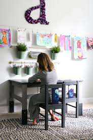 high end ikea ikea kids table and chairs makeover designer trapped in a