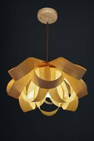 Wood Veneer Pendant Light Best Wood Veneer Lighting Pendants 67 In Indirect Pendant Lighting