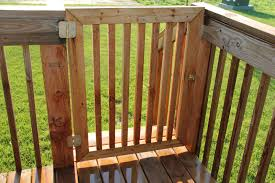 why buy it when you can build it deck gate