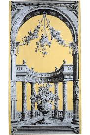 Trompe L Oeil Wallpaper by Architectural Wallpapers Victoria And Albert Museum