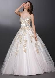 prom style wedding dress style 8354 davinci wedding dresses