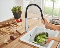 grohe armatur küche bunte armaturen mit dem groheflexx silikonschlauch