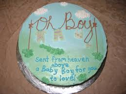 writing on baby shower cakes 19396