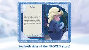 frozen storybook deluxe android apps google play