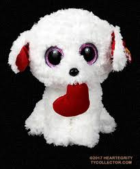honey bun medium ty beanie boos dog
