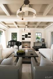 fright lined dining room open plan dining living room peek inside kourtney kardashian s sleek living room and copy the