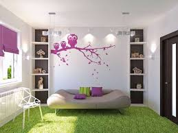 Bedroom Purple Wallpaper - bedroom deluxe plaid white wall shelves for bedroom with brown