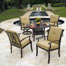 Sale Patio Furniture Sets by Outdoor U0026 Garden Rustic Patio Furniture Set Comprising Round