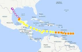 Hurricane Tracking Map Hurricane Harvey Path Live Updates Hurricane Makes Landfall In