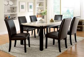 wood dining room sets kitchen table classy marble top wood dining table kitchen nook