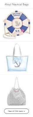 nautical bags preferred nation p7270 nautical cooler tote 28 liked on