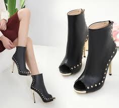 motorcycle booties shoes custom kloset llc