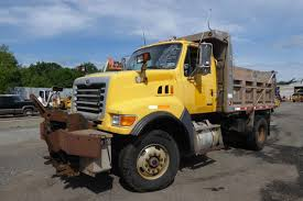 2005 sterling l8500 single axle dump truck for sale by arthur