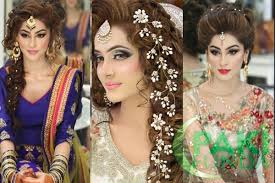 hair styles pakistan best pakistani bridal hairstyles bridal wedding hairstyles