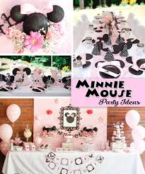 minnie mouse 1st birthday party ideas minnie mouse 1st birthday party celebration