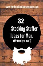 what do i get my for christmas 50 stuffer ideas for men stuffers