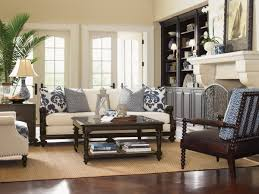 Tommy Bahama Home Island Traditions Berkshire Sofa And - Tommy bahama style furniture