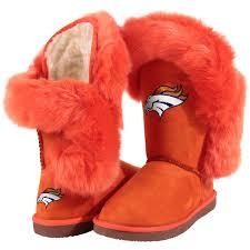 womens boots denver s denver broncos cuce orange chions boots nflshop com