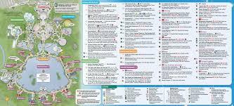 disney park maps may 2015 walt disney resort park maps photo 6 of 14