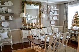 Queen Anne Interior Design by Interior Divine White Dining Room Adventure In Decorating Blog