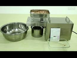 pictures for home automatic oil press for home use youtube
