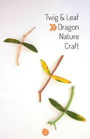 twig dragon craft create in the chaos