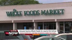 amazon outlet shop discounts and amazon is buying whole foods in 13 7b deal youtube