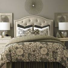 bassett bedroom sets charming upholstered headboard king bedroom set with vienna trends