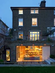 fabulous multi level victorian townhouse renovation in london